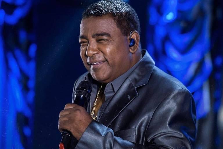 Luiz Carlos vocalista do Raça Negra