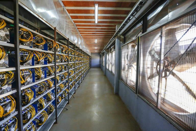 Empresas brasileiras de mineração de criptomoedas se mudam para o Paraguai