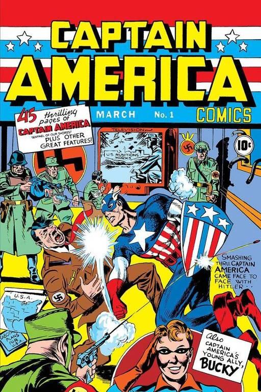Os quadrinhos da Marvel refletiam o que estava acontecendo na sociedade