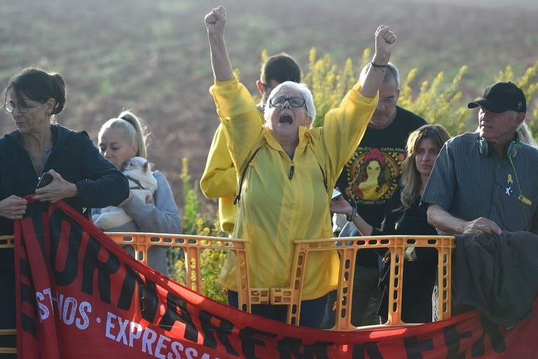 Líderes separatistas catalães são condenados