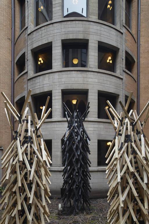 Veja imagens da Bienal de Arquitetura de Chicago