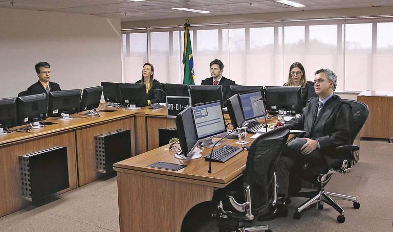 Julgamentos da Lava Jato no TRF-4