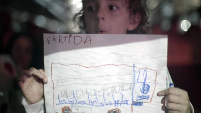 "Cena de ""Partida"" (2019), de Caco Ciocler"