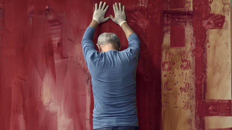 """Cena de """"Siron. Tempo Sobre Tela"""" (2019), de André Guerreiro Lopes e Rodrigo Campos"""