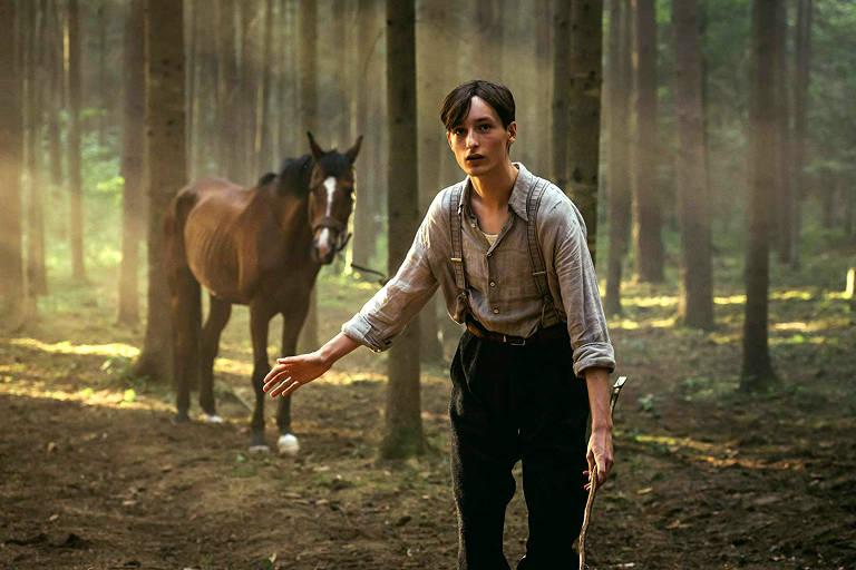 """""""Cavalos Roubados"""", de Hans Petter Moland - Noruega"""