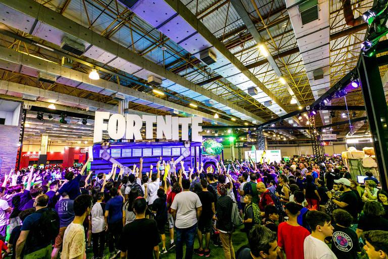 Veja fotos da Brasil Game Show 2019
