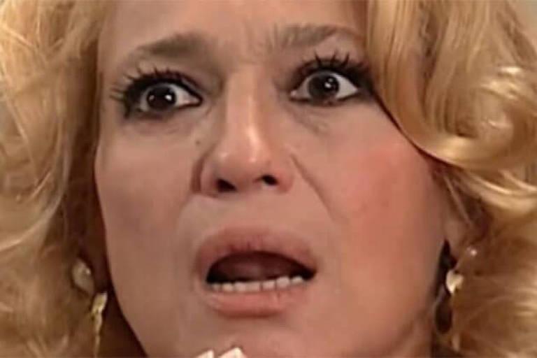 Susana Vieira como Branca Leticia em 'Por Amor'