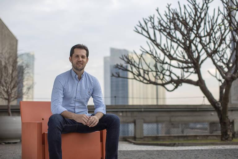 Bruno Reis, primeiro médico do dr.consulta, não imaginava que o trabalho que aceitou em 2011 seria, oito anos depois, a maior startup de saúde do Brasil