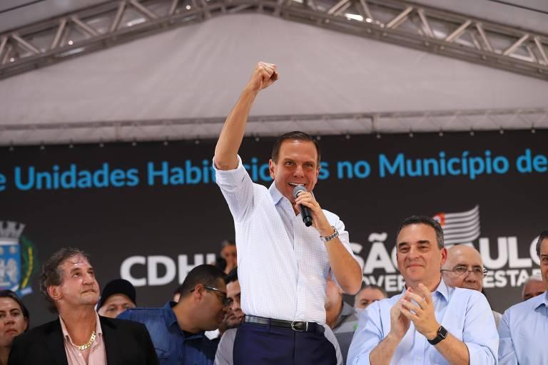 Agenda pública de João Doria (PSDB)