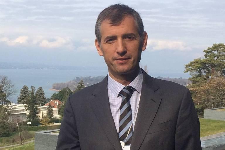 Silvio Dulinsky - Membro do comitê executivo do Fórum Econômico Mundial e formado em administração de empresas (USP, Iese e Universidade Stanford)