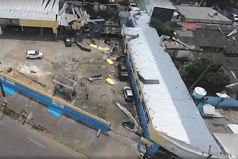 Explosão em distribuidora de gás deixa 4 mortos em Boa Vista