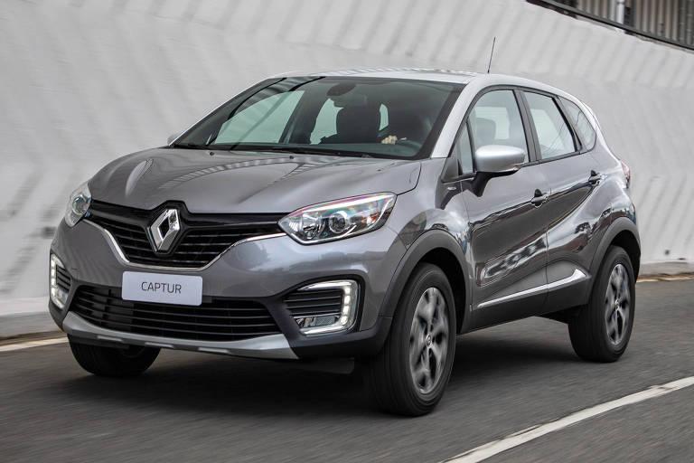 Renault Captur ganha versão com som potente