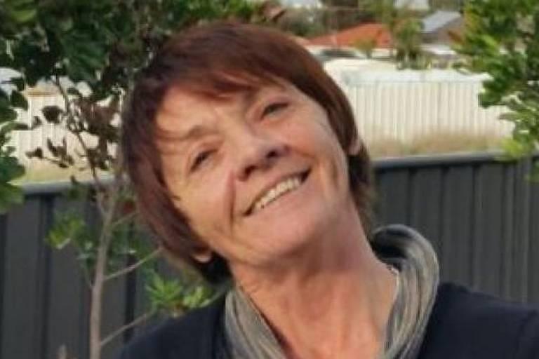 Deborah Pilgrim ficou desaparecida por três dias