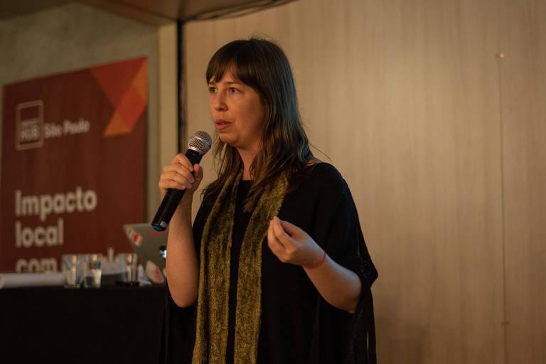 Criadora da Benfeitoria, Tati Leite, explica as tecnologias e funcionalidades da plataforma