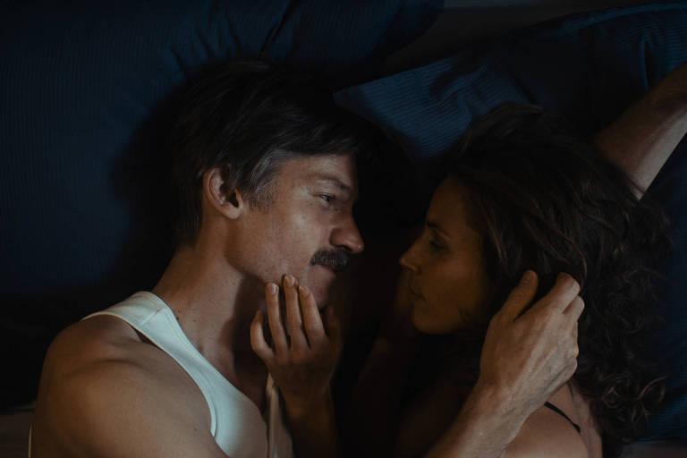 O ator Nikolaj Coster-Waldau, em cena de 'O Turista Suicida' (2019), de Jonas Alexander Arnby