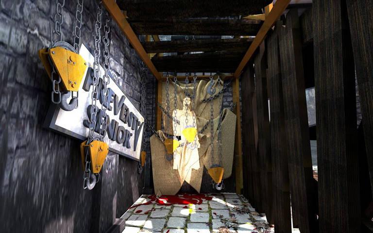 Prevent Senior criará Celeiro do Horror como atração temática na Horror Expo 2019. Área cenográfica contará com personagens caracterizados e ativações com brindes para o visitante do evento
