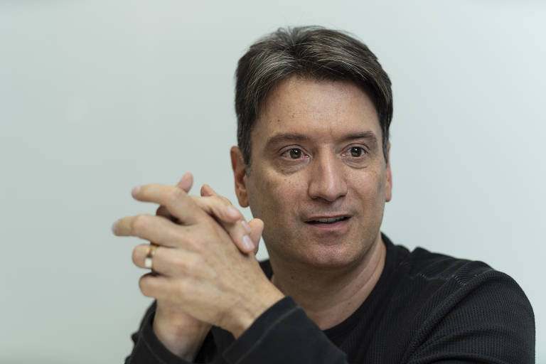 Luiz Carlos Jr. narrador esportivo do Sportv