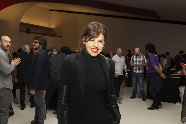 A atriz Bárbara Paz