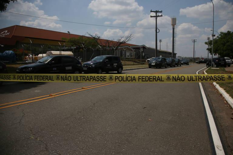 Assalto a transportadora de valores em Viracopos interdita aeroporto