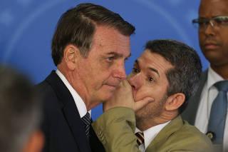 BOLSONARO / HORARIO DE VERAO / MOURAO