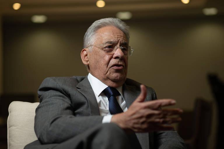 Governo Bolsonaro é reacionário e antiquado, diz FHC - 18/10/2019 ...