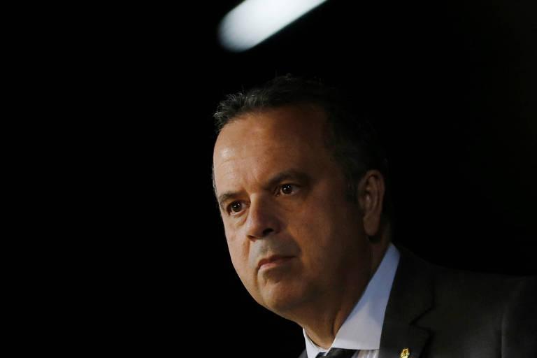 Secretário especial de Previdência e Trabalho, Rogério Marinho