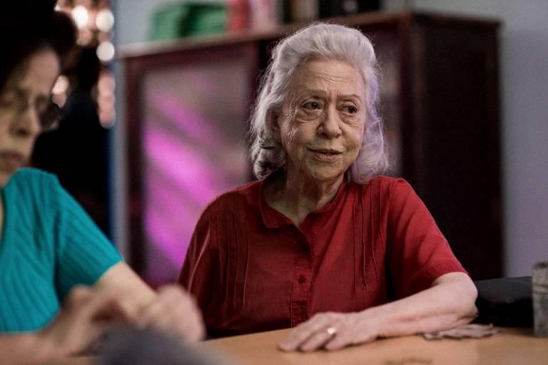 Fernanda Montenegro em cena de 'A Vida Invisível', de Karim Aïnouz