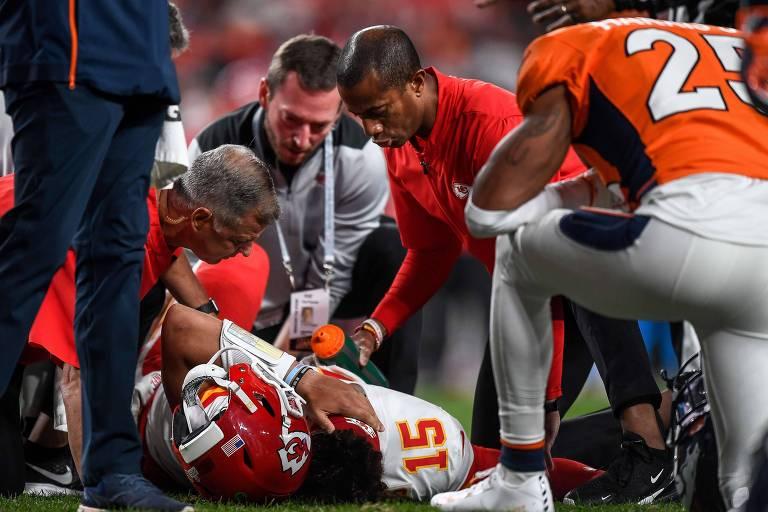 15713767335da94e5d5c04a 1571376733 3x2 md Com maconha no debate, dor volta ao centro da discussão na NFL
