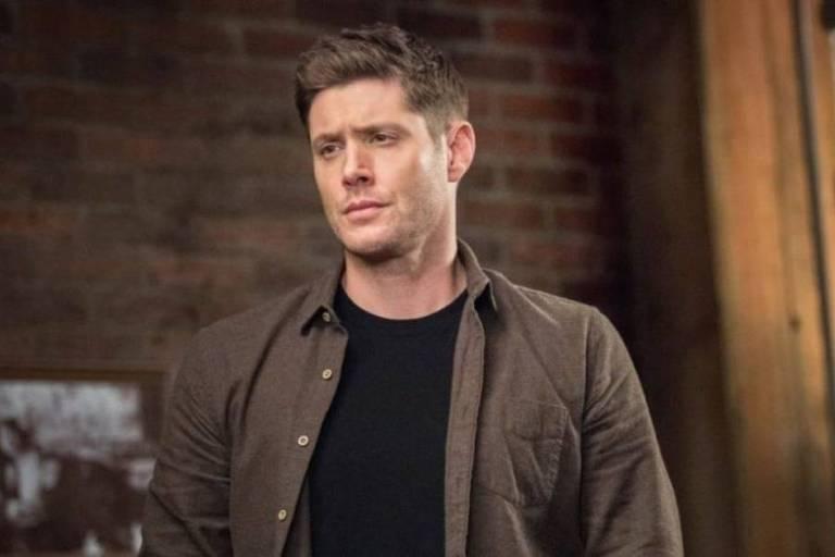 """Jensen Ackles em """"Supernatural"""""""