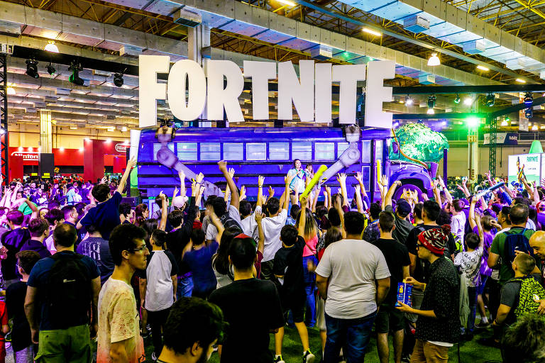 Brasil Game Show (BGS) - 2019