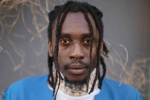 O rapper Rincon Sapiência Foto