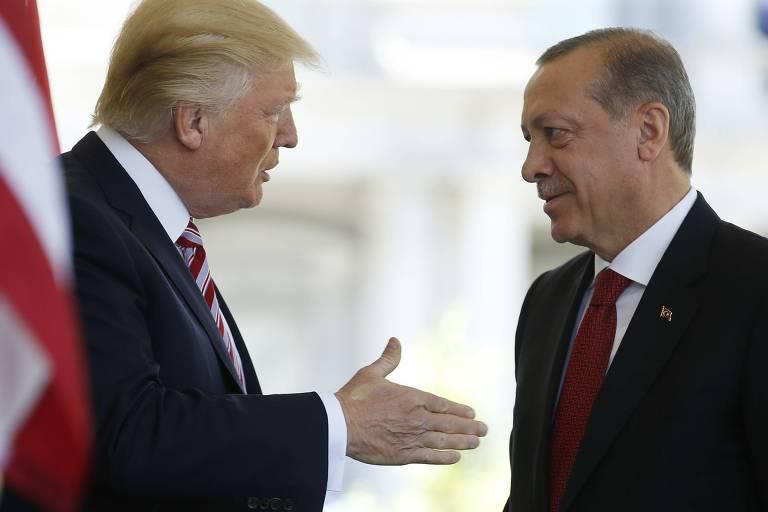 Só na cabeça de Trump é que cessar-fogo resolve conflito entre turcos e curdos na Síria