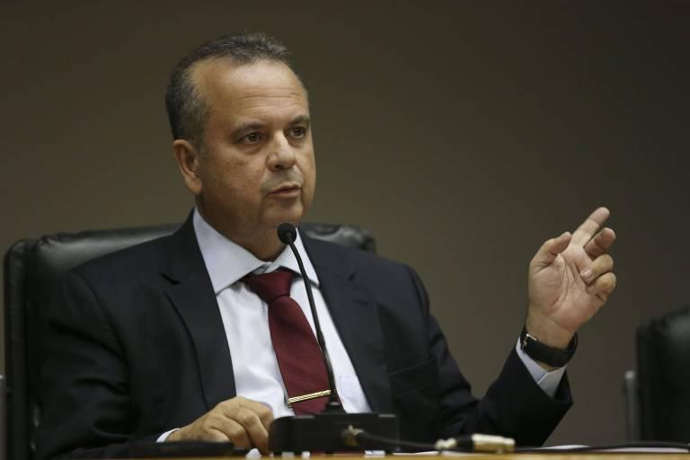 Secretário especial de Previdência e Trabalho do Ministério da Economia, Rogério Marinho