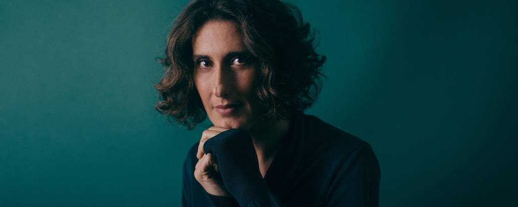 A chef e cozinheira Paola Carosella