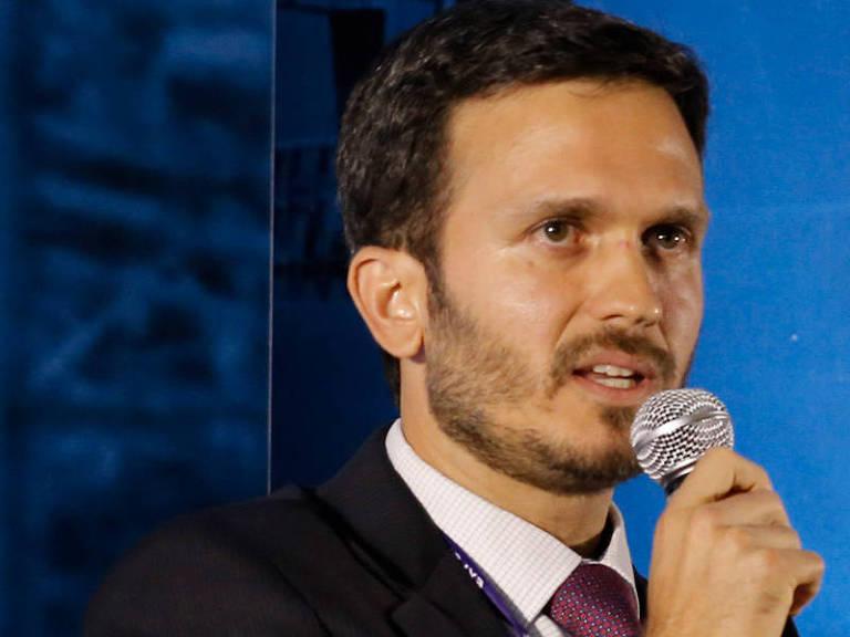 Diogo Piloni , secretário Nacional de Portos e Transportes Aquaviários