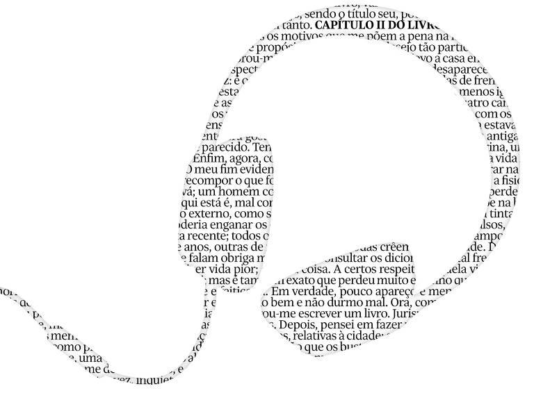 """Ilustração de fone de ouvido com trecho do livro """"Sapiens"""""""