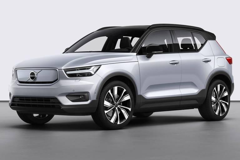 Volvo apresenta versão elétrica do XC40