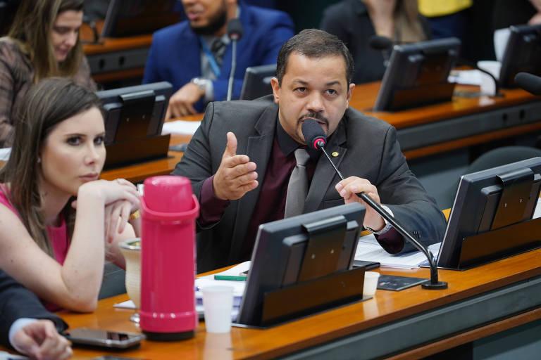 O deputado federal Delegado Pablo (PSL-AM)