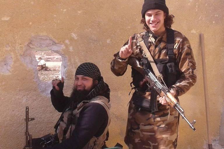 Carioca perde filho combatente do Estado Islâmico e dois netos na Síria