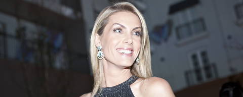SAO PAULO, SP, BRASIL, 27-06-2017, 22h00: Ana Hickmann no coquetel de inauguracao do Hotel Palacio Tangara, no Morumbi. (Foto: Ze Carlos Barretta/Folhapress MONICA BERGAMO)