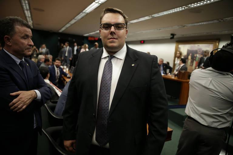 O deputado Felipe Francischini (PSL-PR)