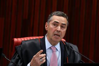 O Ministro Luís Roberto Barroso
