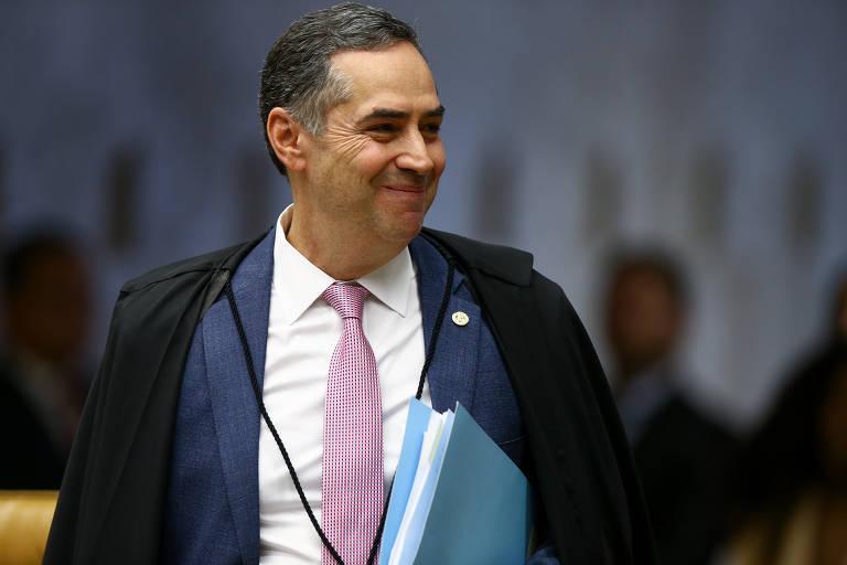 Barroso foi indicado ao STF pela ex-presidente Dilma Rousseff (PT), em 2013, ocupando a vaga de Carlos Ayres Britto