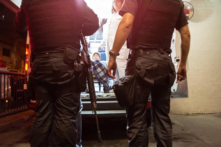 Violência e saúde pública no Rio