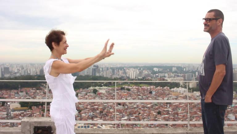 Lúcia Nagib e Samuel Paiva lançam documentário 'Passagens'