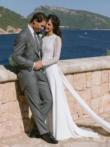 Rafael Nadal e Maria Francisca Perello se casam