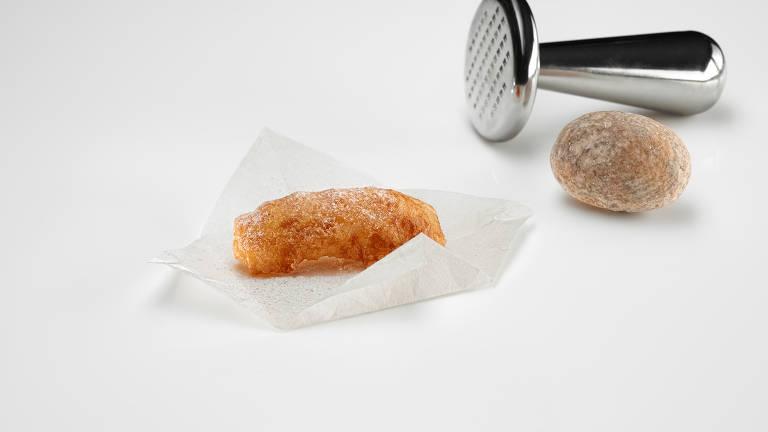 Veja imagens de Andoni Luis Aduriz e suas criações gastronômicas