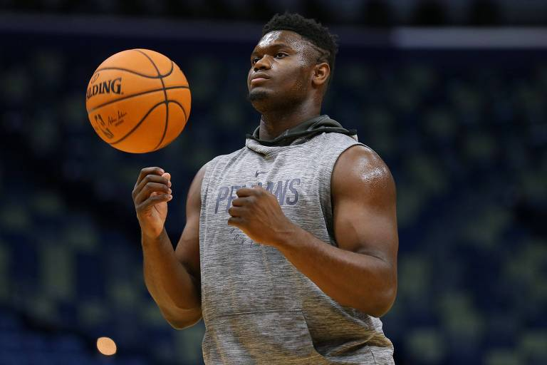 Zion Williamson, escolha número 1 do draft de 2019