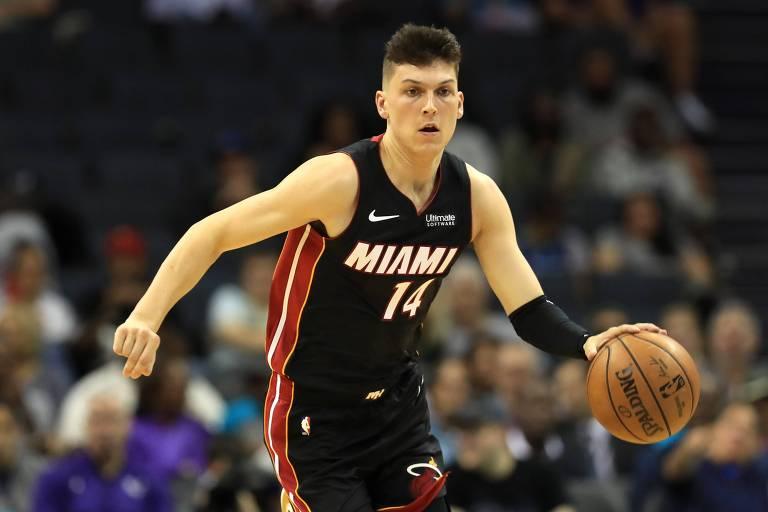 Tyler Herro, escolha número 13 do draft de 2019