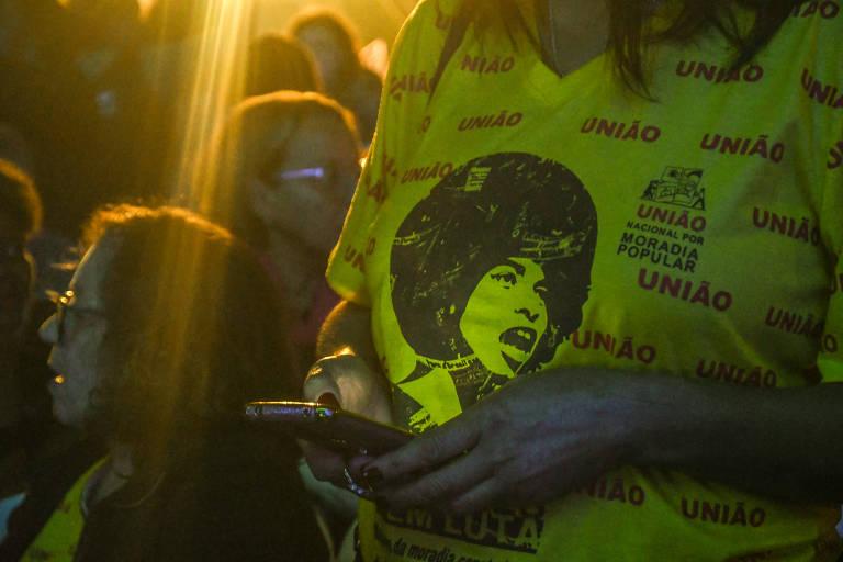 Angela Davis participa de bate-papo em SP